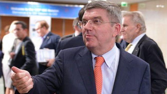 L'alemany Thomas Bach, escollit nou president del COI