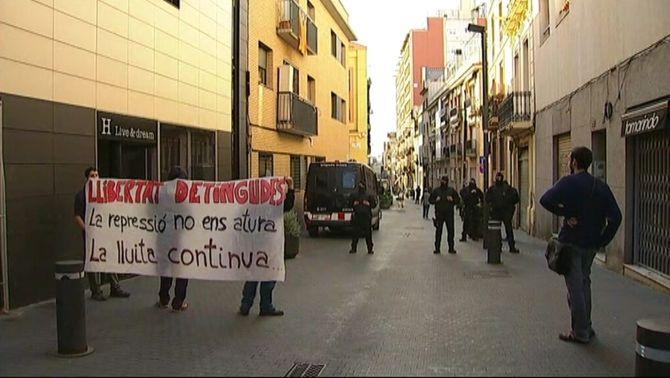 9 detinguts en 10 escorcolls a Barcelona i Manresa per presumptes accions terroristes