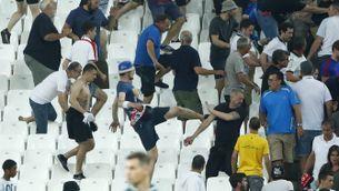La UEFA obre expedient a Rússia