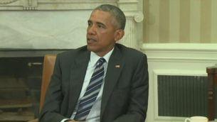 Declaracions de Barack Obama