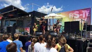 A Catalunya Ràdio donem la benvinguda a la programació d'estiu amb una festa al Canal Olímpic de Catalunya