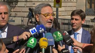 Narcís Serra justifica la decisió d'apujar sous