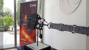 Imatge des de l'ESA