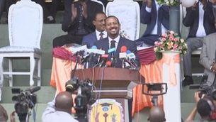 Abiy Ahmed, primer ministre etíop, nou Premi Nobel de la Pau