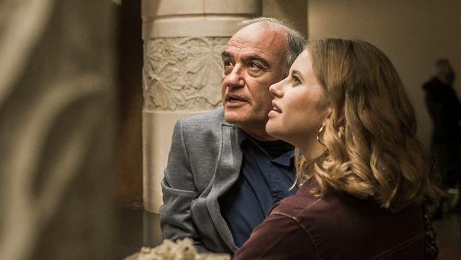 Francesc Orella i Elisabet Casanovas protagonitzen l'espot dels Gaudí 2021