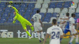 Resum del Getafe-Reial Madrid (0-0)