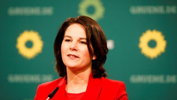 Annalena Baerbock, la candidata dels Verds que podria ser la nova cancellera alemanya