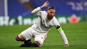 Sergio Ramos es torna a lesionar