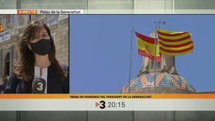 Com serà la presa de possessió de Pere Aragonès com a nou president de la Generalitat?