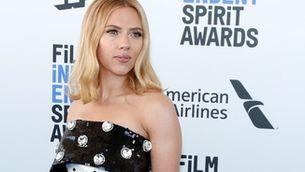 Primer pla de l'actriu Scarlett Johansson, en una imatge d'arxiu