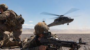 L'exèrcit nord-americà ultima el replegament de l'Afganistan (Twitter exèrcit dels EUA)