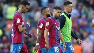 El Barça torna a perdre un Clàssic i continua sense guanyar un equip gran
