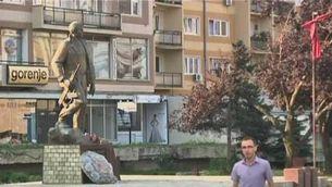 L'endemà de la sentència a Kosovo