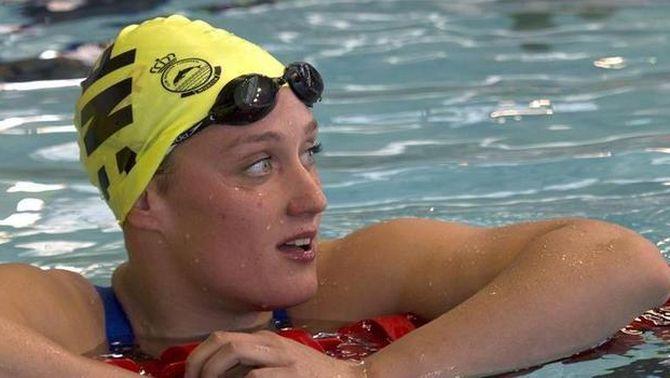 Mireia Belmonte bat el seu propi rècord d'Espanya dels 1.500 metres lliures