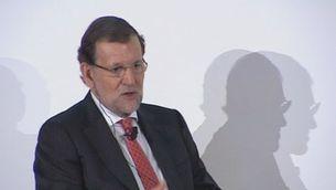 Rajoy celebra que s'aparqui la consulta