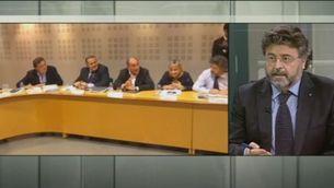 Castellà qualifica d'irresponsable la decisió del comitè de govern d'Unió