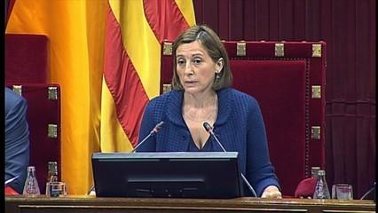 El Parlament aprova el full de ruta per a la desconnexió