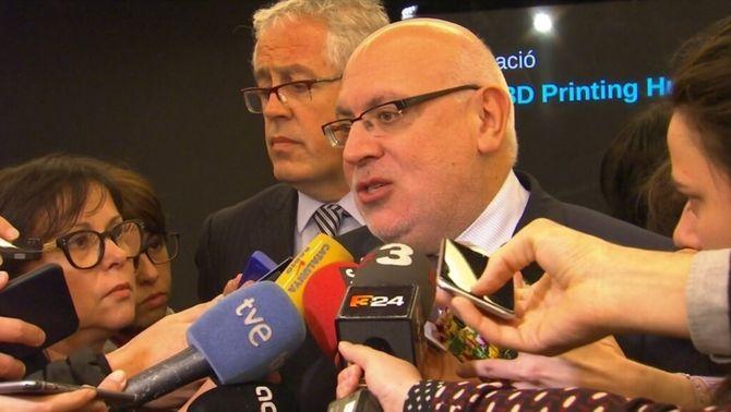 El conseller Baiget considera que hi ha un greuge comparatiu arran del pacte entre el govern espanyol i el PNB
