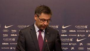 Bartomeu explica les qualitats de Valverde