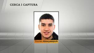 Younes Abouyaaqoub, en cerca i captura