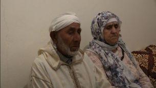 Els avis de Younes Abouyaaqouba a Mrirt, Marroc