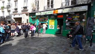 Si vas a París, menja falàfel!