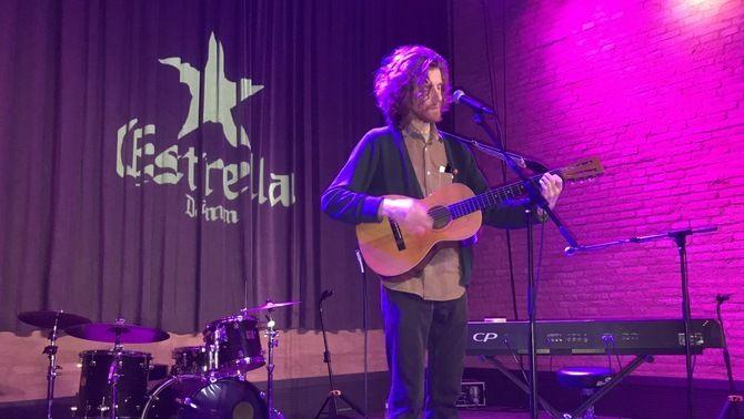 Concert Delicatessen: Daniel Martin Moore Antiga Fàbrica Estrella Damm
