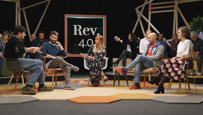 """""""Revolució 4.0"""" reflexiona sobre la creativitat (a la feina i a la vida)"""