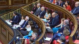 Rufián apel·la al moment històric per resoldre el conflicte català des de la política