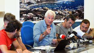 """Open Arms adverteix que """"cap multa"""" farà que deixin de protegir """"la vida humana al mar"""""""