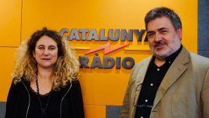 Cristina Ribas i Eudald Domènech