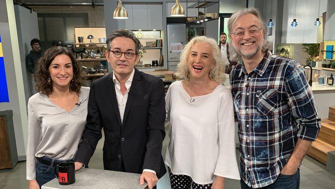 """TV3 debat sobre si mateixa a """"Planta baixa"""""""