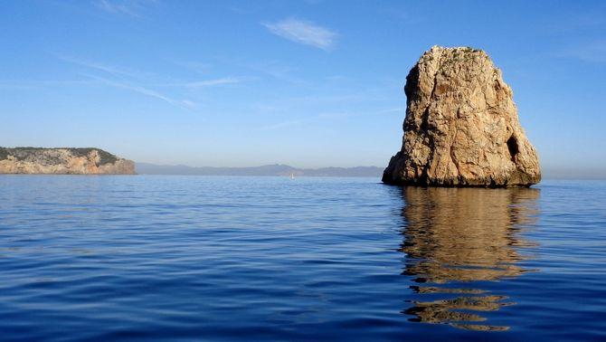 L'aigua del mar ara té la temperatura de finals d'abril