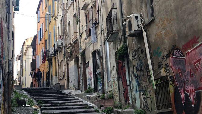 Un barri de Perpinyà (REUTERS/Elizabeth Pineau)