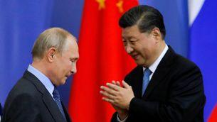 Putin i Xi Jinping, el desafiament als Estats Units de dos funcionaris abnegats