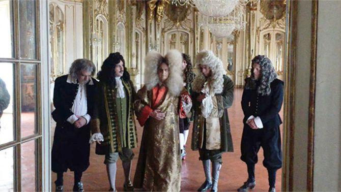 """""""La mort de Lluís XIV"""",  a """"La pel·lícula"""""""