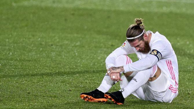 """Monchi: """"Crec que Ramos està parlant amb el Madrid per seguir"""""""