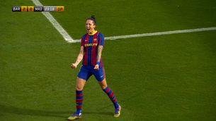 "Hermoso, ""pichichi"" de la Champions: ""No soc una jugadora de marcar gols"""