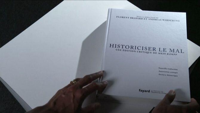 """L'edició crítica del """"Mein Kampf"""" a França per combatre l'apologia del nazisme"""