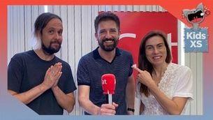 Toni Cruanyes entrevista Pau Guillamet i Txell Bonet