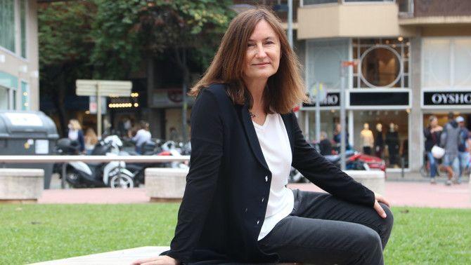 Susanna Rafart, guanyadora del 44è premi Miquel de Palol de Poesia