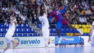 Victòria de prestigi del Barça contra el PSG (30-27)