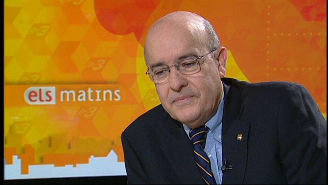 Boi Ruiz defensa les assegurances privades per garantir la sostenibilitat del sistema