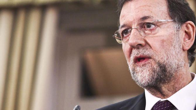 """Rajoy: """"Espanya complirà els objectius de dèficit del programa d'estabilitat"""""""