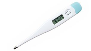 Un termòmetre digital