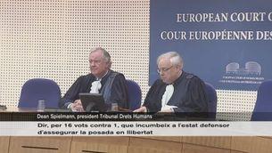 """Estrasburg enterra la """"doctrina Parot"""""""