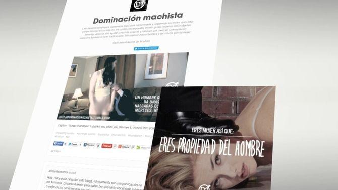 Denuncien a fiscalia 10 blogs i 5 vídeos d'internet que inciten a la violència masclista