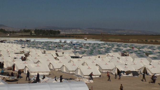 Forces turques maten almenys 11 sirians que intentaven creuar la frontera