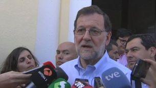 Rajoy nega que hi hagi cap conspiració contra els independentistes