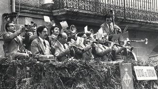 """""""El racó del col·leccionista"""", secció del programa de Catalunya Música, """"So de cobla"""""""